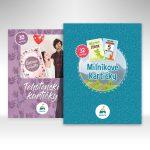 Míľnikové kartičky pre prvý rok dieťatka čierno-biele