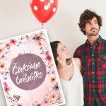Výhodný set: Tehotenské míľnikové kartičky a Míľnikové kartičky pre prvý rok dieťatka