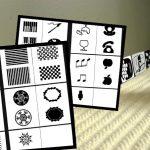 Ako vyrobiť míľnikové kartičky (PDF na stiahnutie)